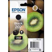Tinteiro Epson Preto 202