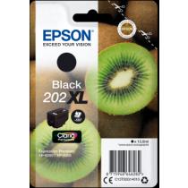 Tinteiro Epson preto 202XL