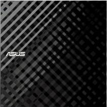 Gravador DVD+/- RW ASUS 8x Externo Slim Black USB