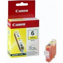 Tinteiro Amarelo Canon BCI-6Y