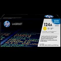 Toner HP Amarelo LaserJet  2600 C
