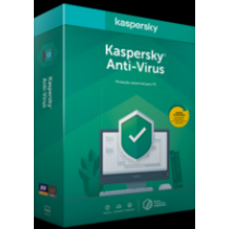 Kaspersky Anti Vírus 2020 1 user box